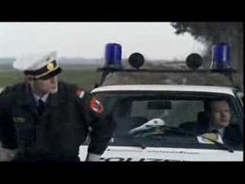 "Polizei ""Gib mir fünf"" Werbung"