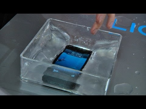 CES - Liquipel Will Waterproof Your Phone