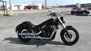 5. 100024   2011 Honda Shadow Phantom   VT750C2
