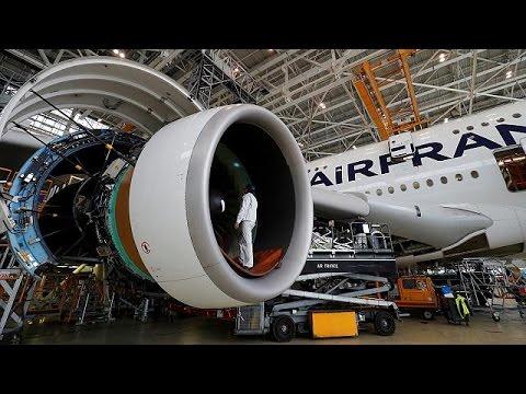 Γαλλία: Τετραήμερη απεργία των πιλότων της AirFrance εν μέσω Euro