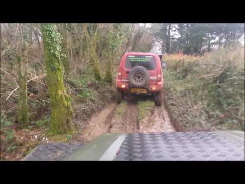 Green Lane Cornwall Connon, Liskeard | 4x4 | Off Road