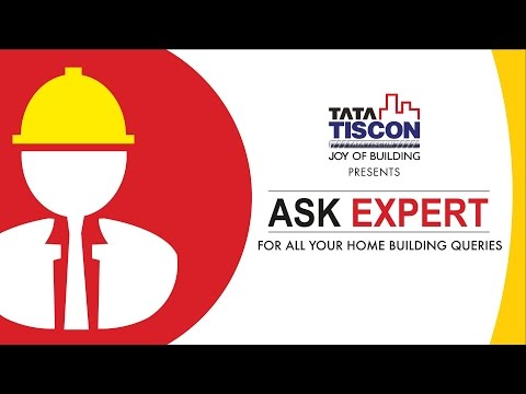 Ask Expert - Free Advise on Building Materials from Experts at Tata Tiscon