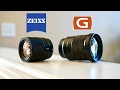 Zeiss 16-70mm vs Sony 18-105 G Lens Comparison