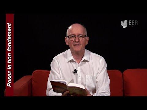 Walter ZANZEN : Posez le bon fondement