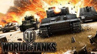THE SICKEST PLAYS - World of Tanks w/ Nick