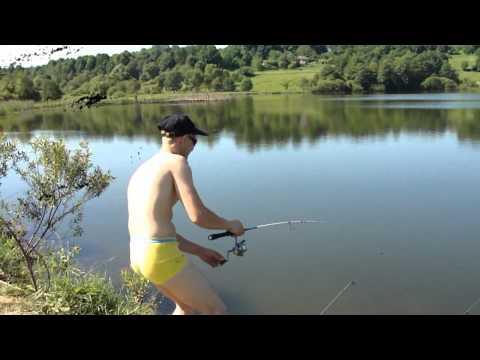 видео клипы про рыбалку