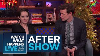 Video After Show: Claire Foy's Upcoming Movie With Ryan Gosling | WWHL MP3, 3GP, MP4, WEBM, AVI, FLV Mei 2018
