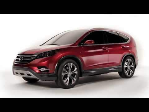 New 2012 honda cr v debuted making way to san antonio tx for Benson honda san antonio