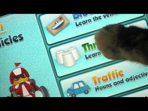 Fun English –  Learning games for kids. Educational English language app for iPad, iPhone and iPod