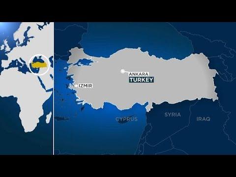 Σμύρνη: Ισχυρή έκρηξη σε τουριστικό λεωφορείο