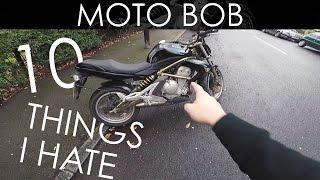 3. 10 Things I Hate About My Bike: 2006 Kawasaki ER-6N