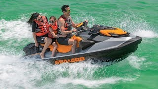 2. 2020 Sea-Doo GTI 170 First Ride Review