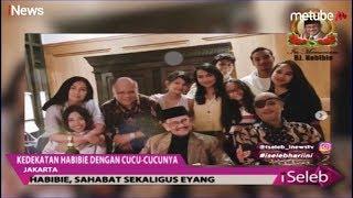 Video Habibie, Sahabat Sekaligus Eyang Tercinta Bagi Cucu-cucunya - iSeleb 13/09 MP3, 3GP, MP4, WEBM, AVI, FLV September 2019