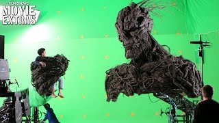 Go Behind The Scenes Of A Monster Calls  2017