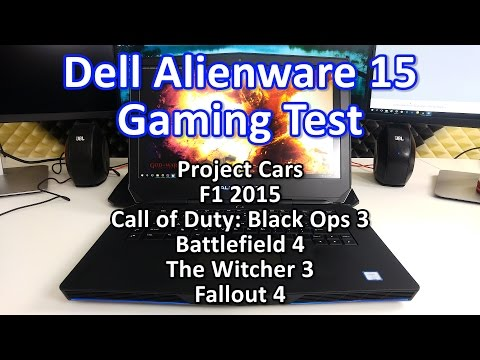 Dell Alienware 15 R2 Gaming Review