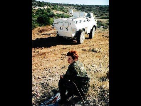 Полковник Валерія Парада, перша жінка-миротворець, яка представляла Україну в штабах Місій ООН