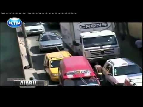 Ajabu: Professional vs amateur Looters