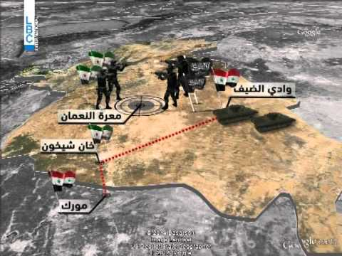 هدية ثمينة من المعارضة السورية الى النظام