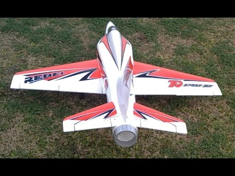 edf unit - That was fun, the next time I fly it I will be flying mostly full throttle, I find the servos do not center like they should this is why I'm having such a ha...