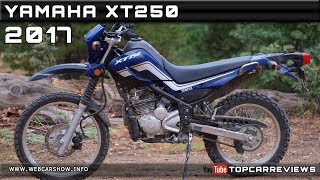 9. 2017 YAMAHA XT250 Review Rendered Price Specs Release Date