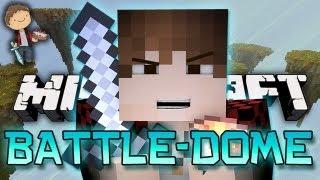 EPIC Minecraft: BATTLE-DOME Mini-Game w/Mitch&Friends!