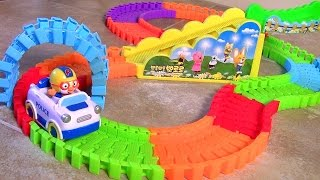 Video Pororo Swiggle Track Motorized Police Car MP3, 3GP, MP4, WEBM, AVI, FLV Oktober 2018