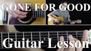 Gone For Good - Guitar Lesson Tutorial - The Shins