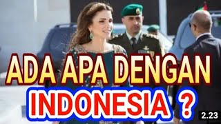Video Ternyata RATU YORDANIA Pernah cemburu kepada Indonesia MP3, 3GP, MP4, WEBM, AVI, FLV April 2019