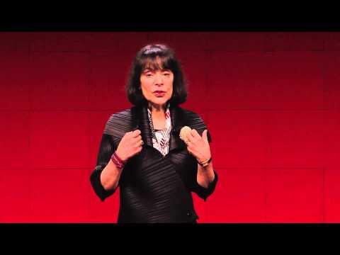 Carol Dweck presenting