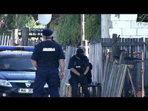 Ρουμανία: Δεκάδες συλλήψεις για το κύκλωμα εκμετάλλευσης ανθρώπων