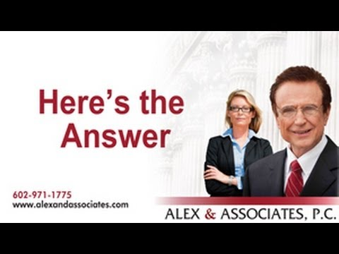 Accident Attorney Phoenix Answers a Question about Submitting Medical Bills and Liability
