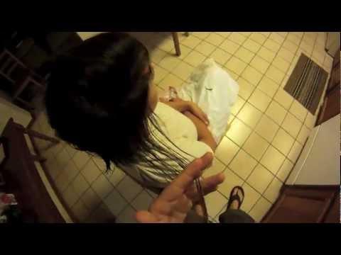 Vagabloggers TV:  Meisha Gets a Haircut