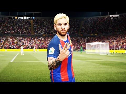 FIFA 17 all 90 old, new, Running,...