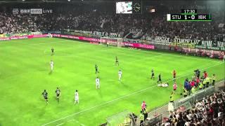 Sturm Graz wird Meister (2011)