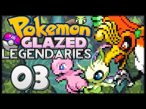 Pokémon Glazed Legendaries | Ho-Oh, Celebi and Mew!