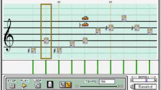 Video Mario Paint - Through the Fire and Flames - Dragonforce MP3, 3GP, MP4, WEBM, AVI, FLV Desember 2017
