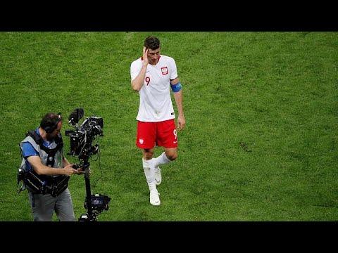 Fußball-WM: Mit 3:0 schickt Kolumbien Polen nach Haus ...