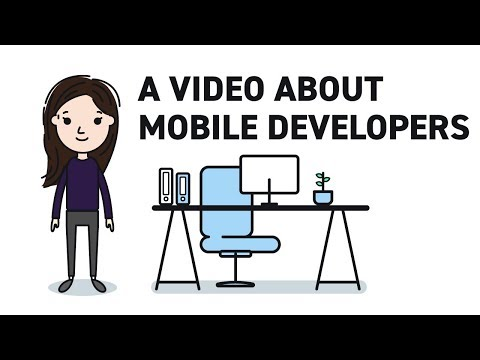 Mobile Developer, Mobile Developer Career, Mobile Developer Vs Web Developer (видео)