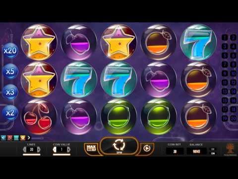 Pyrons Video Slot (Yggdrasil)