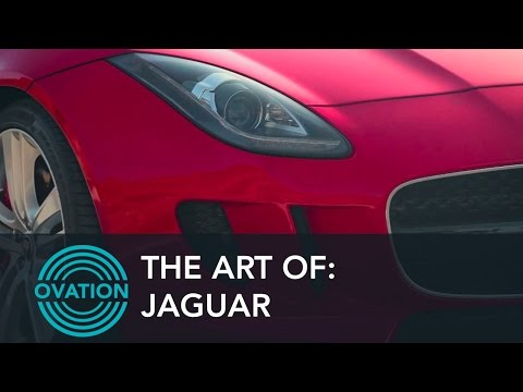 Jaguar -- A History of Bold Design
