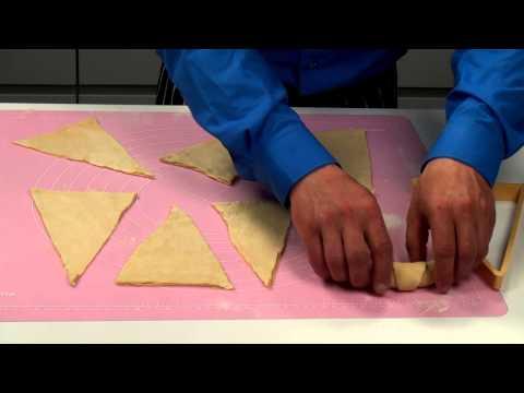 Видео Формочки для печенья из пластмассы  Формочка для круассанов DELICIA Tescoma 630086