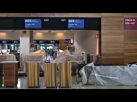 Flughafen-Drama BER: Gefährden 20.000 Dübel die Eröffnung im Jahr 2020?