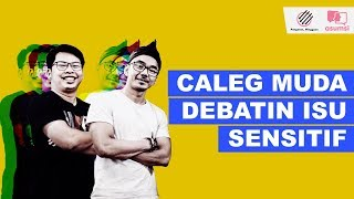 Video Pangeran, Mingguan - CALEG MUDA DEBATIN ISU SENSITIF MP3, 3GP, MP4, WEBM, AVI, FLV Desember 2018