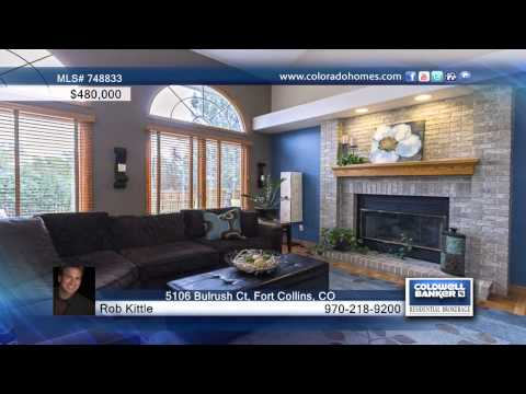 5106 Bulrush Ct  Fort Collins, CO Homes for Sale | coloradohomes.com