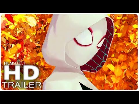 SPIDER-MAN: INTO THE SPIDER-VERSE Trailer 2 (2018)