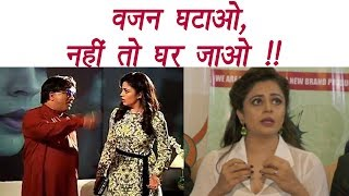 May I Come in Madam fame Neha Pendse was asked to either reduce wait or quit the show by the Show makers. May I Come In...
