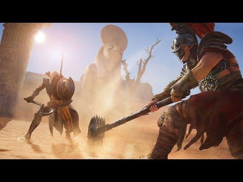 Assassin's Creed Origins | ТРЕЙЛЕР (видео)