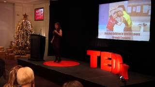 The XX Reinvention of Courage: Servane Mouazan at TEDxWhitehallWomen