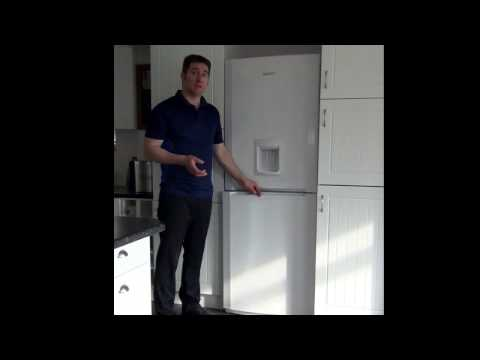 How to repair a fridge freezer