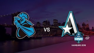 Newbee vs Team Aster, ESL Closed Quals CN, bo3, game 1 [Lex & 4ce]
